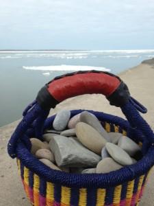 Basket of Rocks